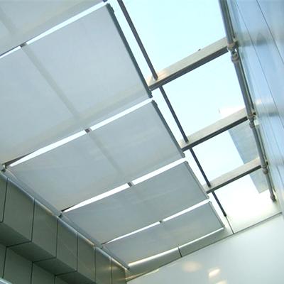 电动天幕遮阳棚