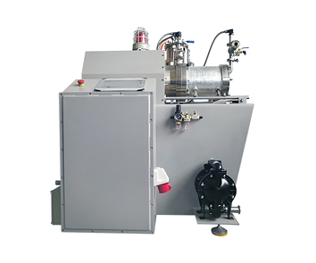 NTZr-5L陶瓷纳米砂磨机
