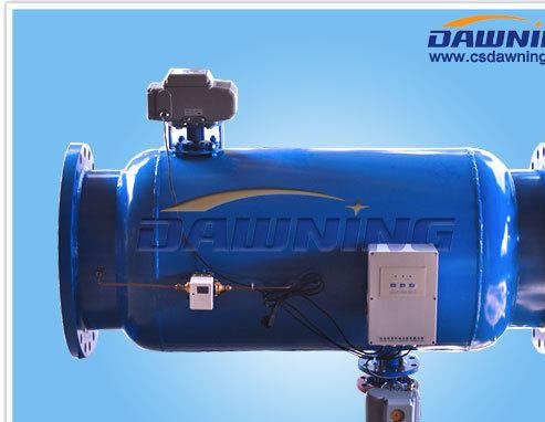 多灵环保压差过滤器 自动排污过滤器 压差式过滤器