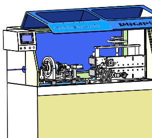 PS/AS自动在线高精度环切机