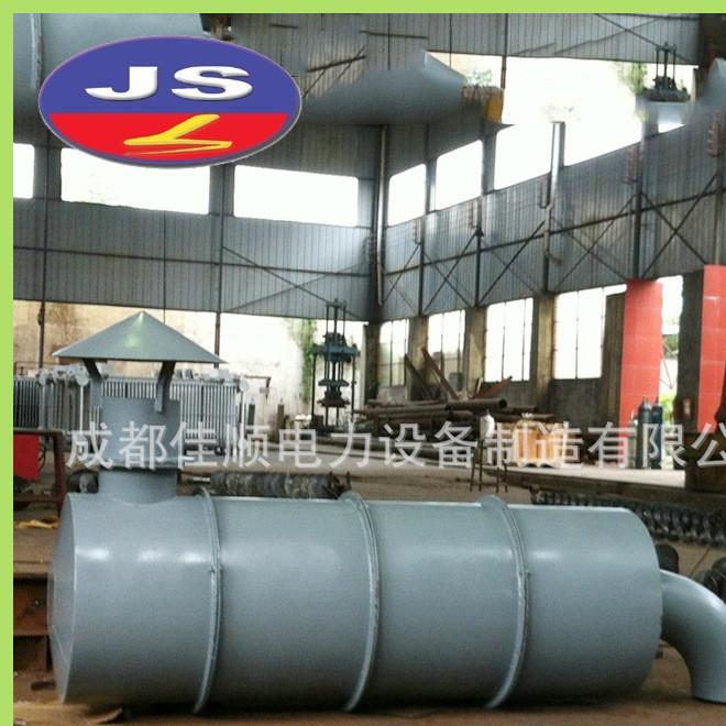 厂家专业生产 高质量酒店柴油发电机消声器