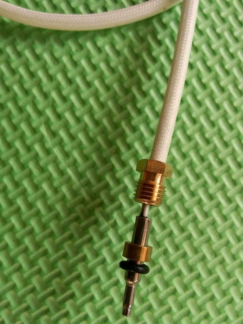 燃气热水器配件恒温温度探头/50K通用百威,10K通用其它牌子主板