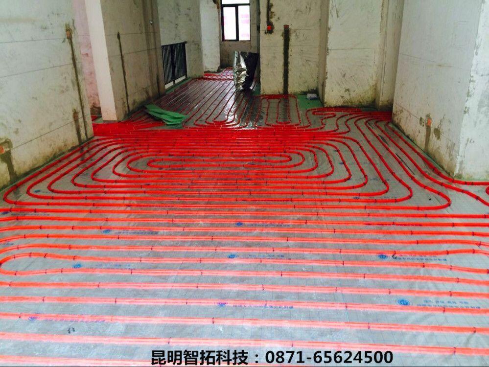 乔治费歇尔管路系统水地暖管材昆明别墅水地暖专用管材