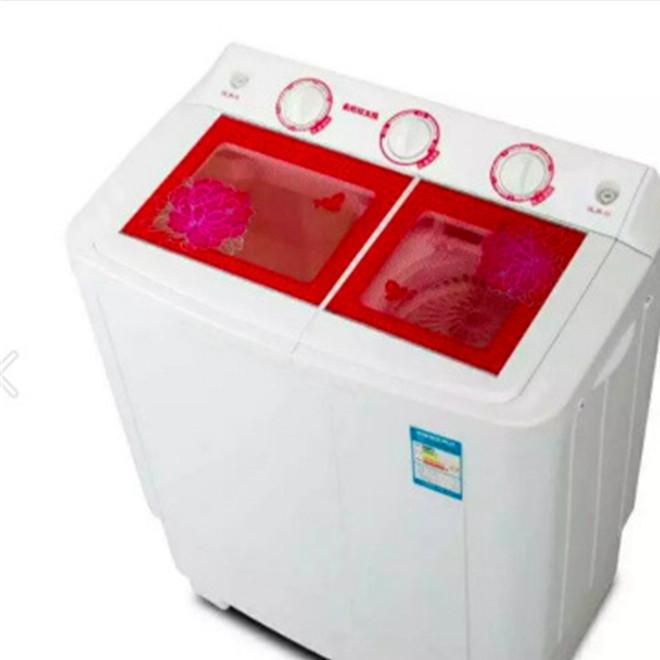 长虹红太阳8.2KG公斤双桶双缸家用洗衣机批发 厂家全国联