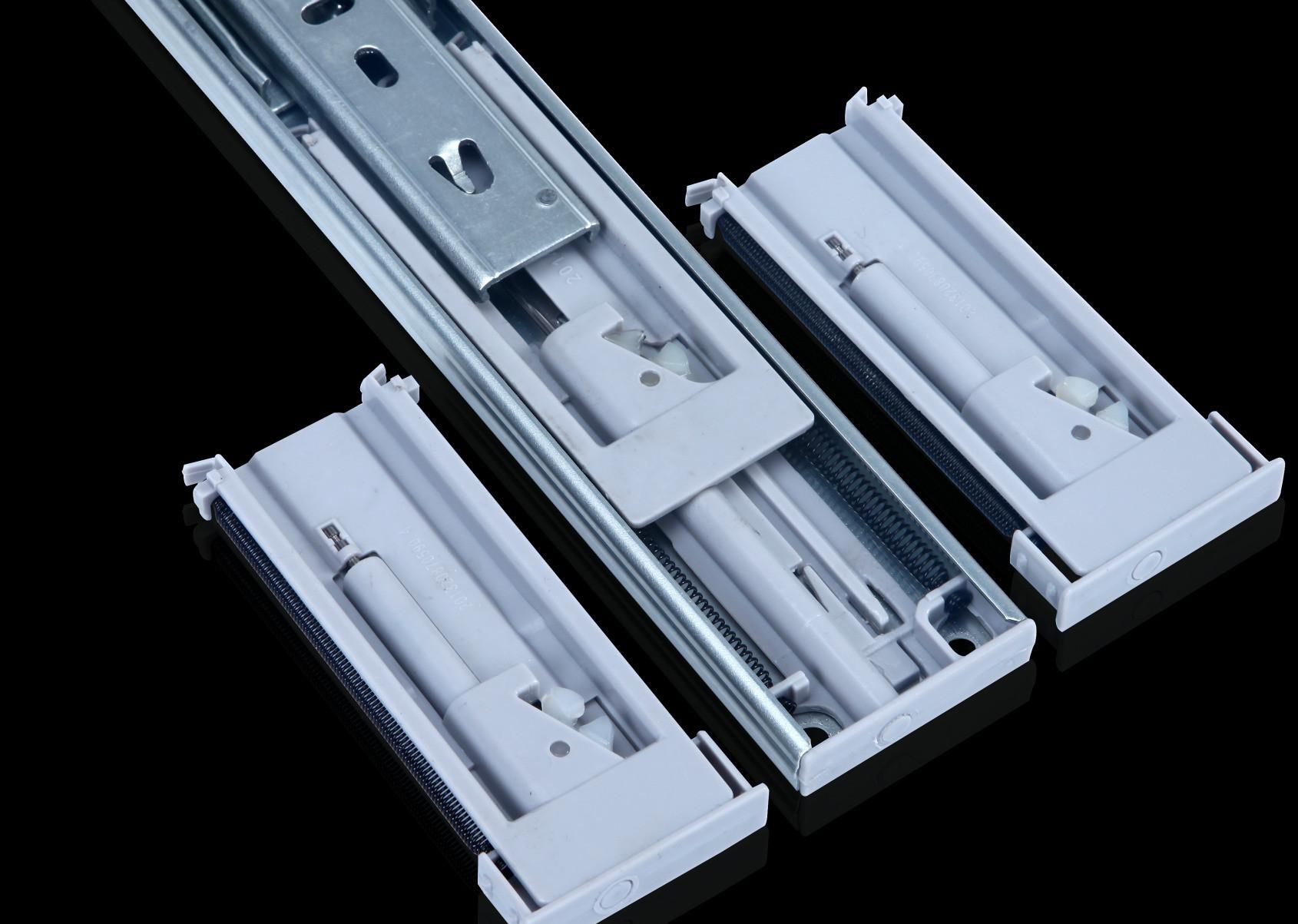 SSD-45B款45钢珠滑轨缓冲器 阻尼器 气弹簧