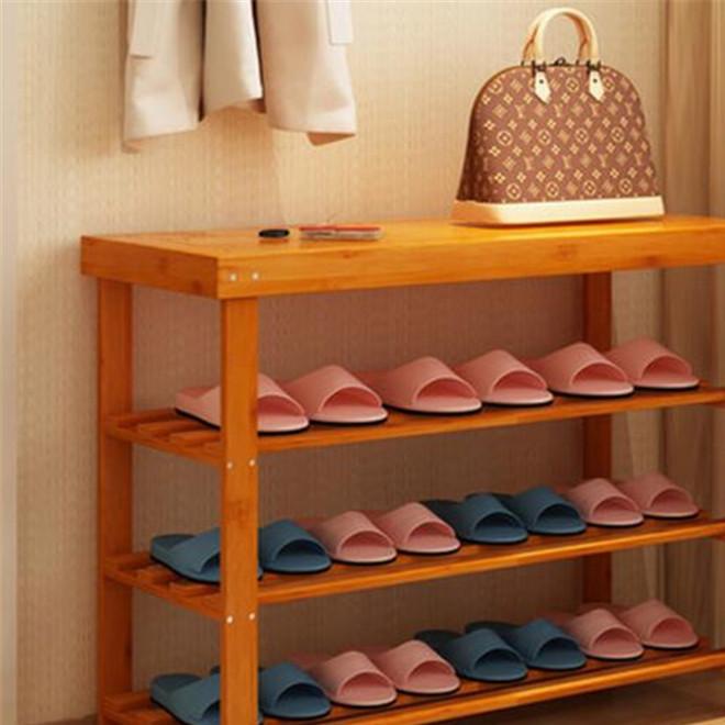 多层简易鞋架 多层置物架 创意组合收纳 简易鞋柜式鞋凳批发