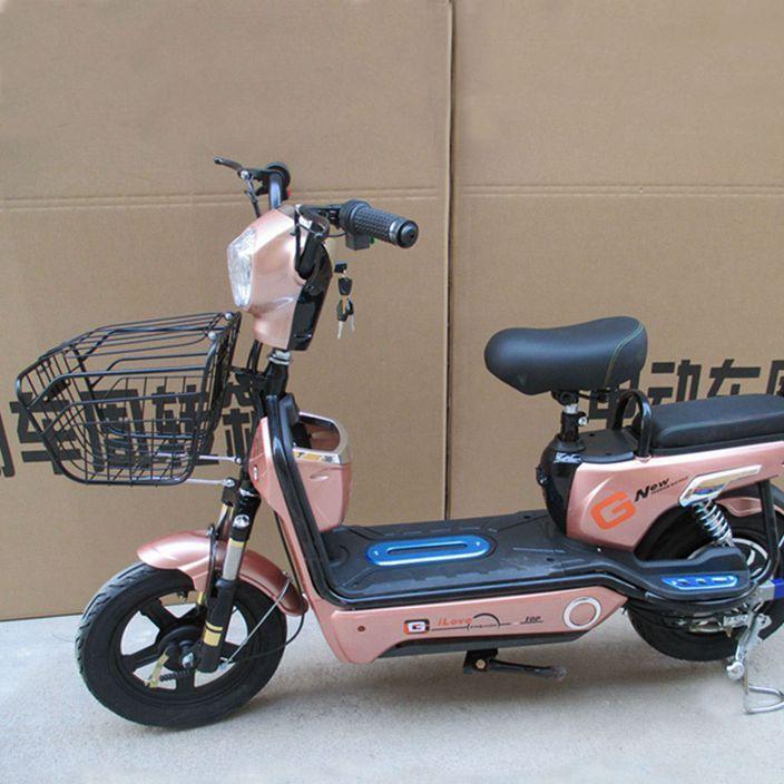 宏途朗动电动车电动自行车长跑王新款代步电瓶车锂电厂家成人两轮