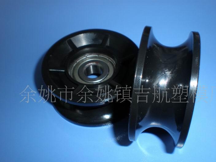 供应轨道或导线滑轮(直槽、U槽、V槽)