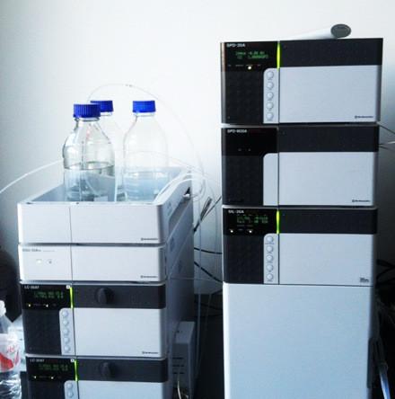 特价供应LC-20A型液相色谱仪