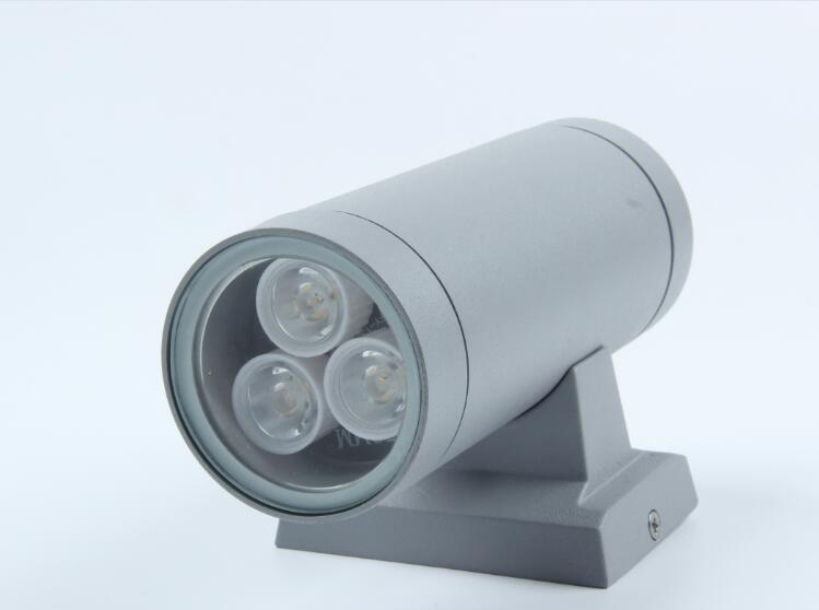LED双向壁灯 led墙壁灯 别墅装饰灯具 亮化灯具 户外照明
