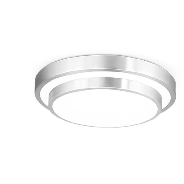 LED吸顶灯圆形卧室客厅餐厅厨房阳台过道书房灯节能灯具简约现代