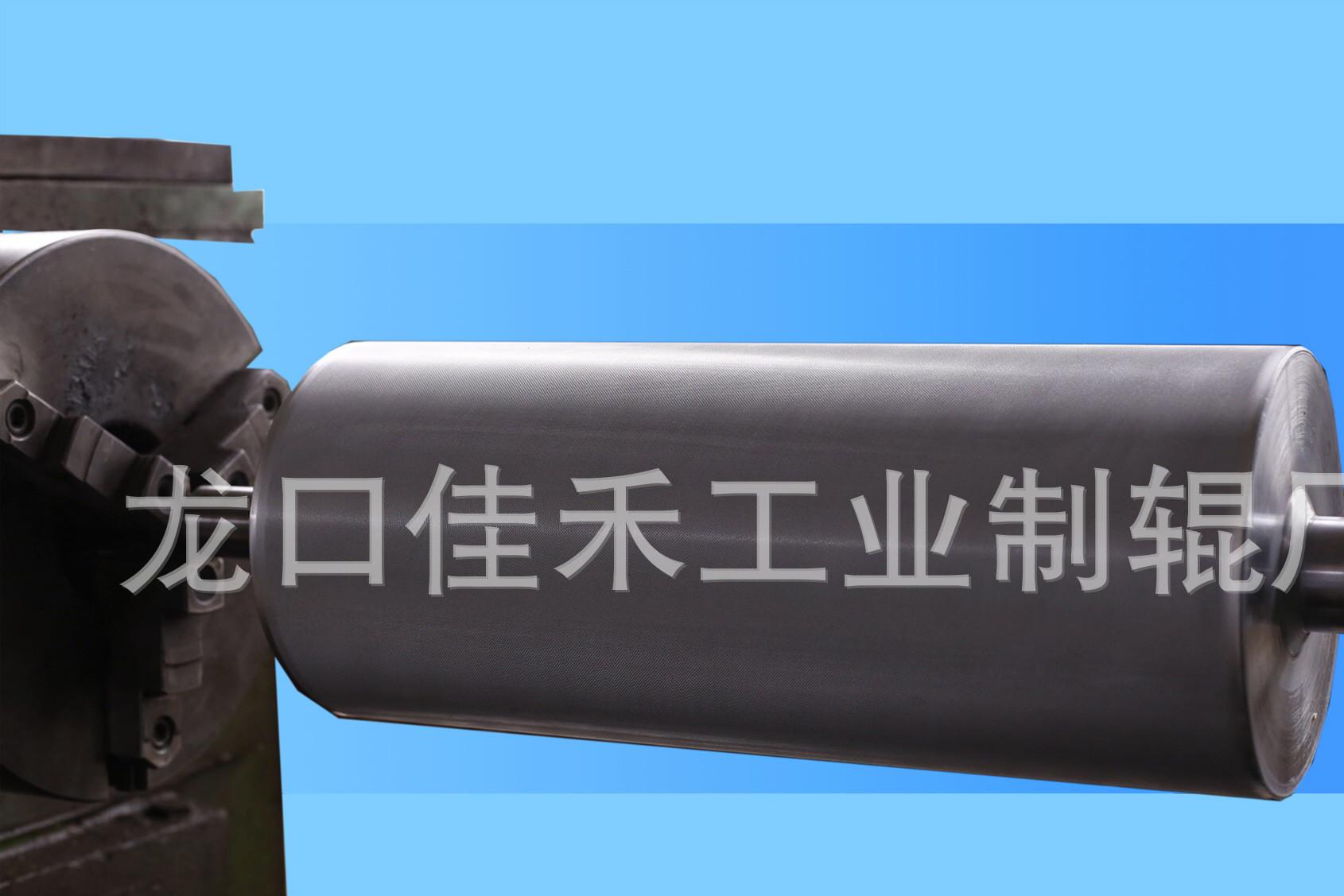 佳禾制辊 自主生产高精度电镀花纹辊 电镀网纹辊质量保证