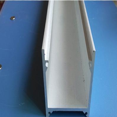 佛山型材厂家直销方通吊顶u槽 天花板铝型材