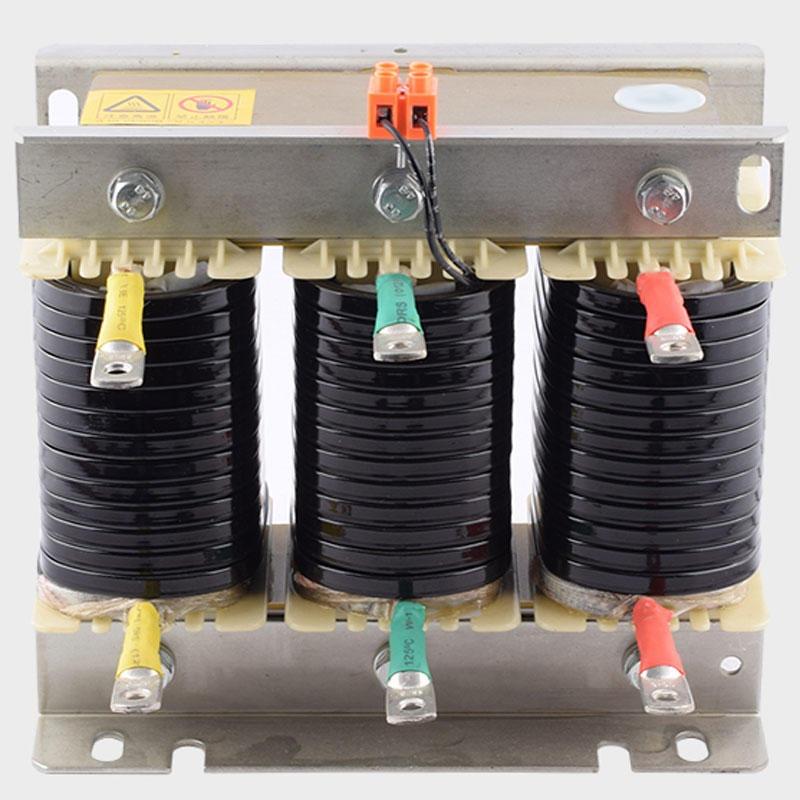 电容器补偿柜用低压串联滤波CKSG电抗器6% 7%三相400V450V推荐
