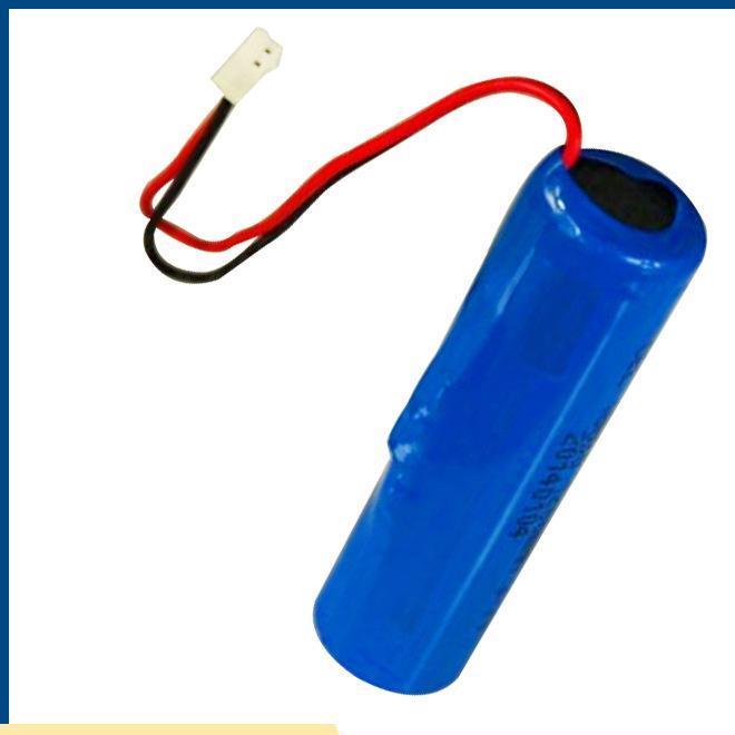厂家直销18650锂电池钓鱼灯LED应急球泡灯专用18650锂电池1500mah