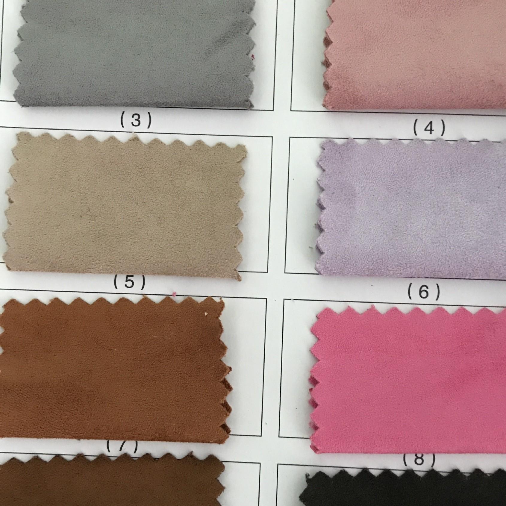 厂家直销 现货批发 麻丝绒纯色 现代简约遮光布窗帘布加工成品