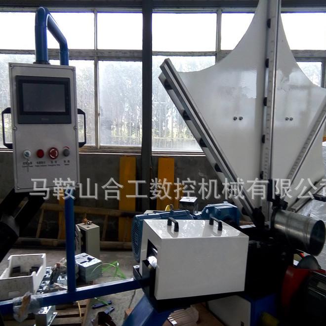 圆风管生产线 全自动高品质螺旋风管机 加工圆风管设备