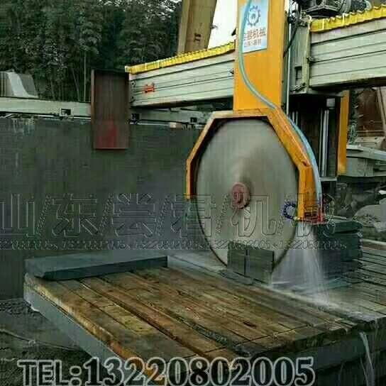 HQS1200红外线桥切机 一体机 工作台90度倾斜 旋转 数控切割机床