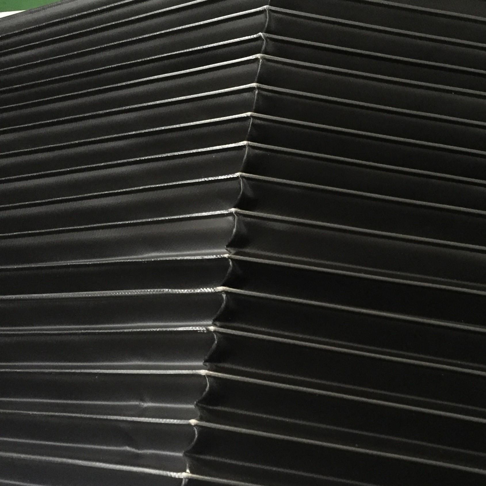 厂家订制风琴式防护罩 数控机床导轨伸缩式风琴式防尘罩 保护罩