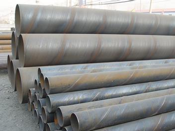 重庆螺旋钢管厂家降价处理