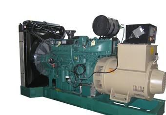 厂家直销VOLVO柴油发电机组