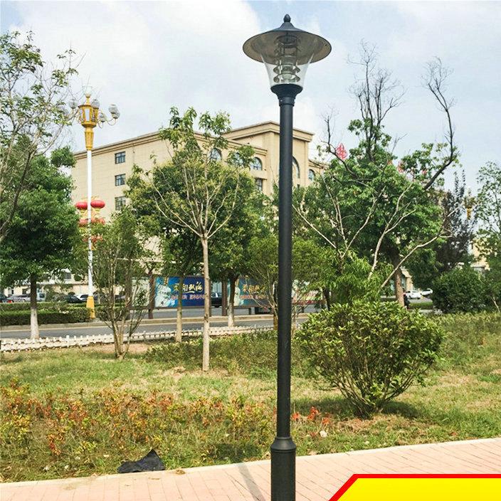 现代防水照明灯小区公园路灯不锈钢庭院灯 草坪路灯花园灯景观灯