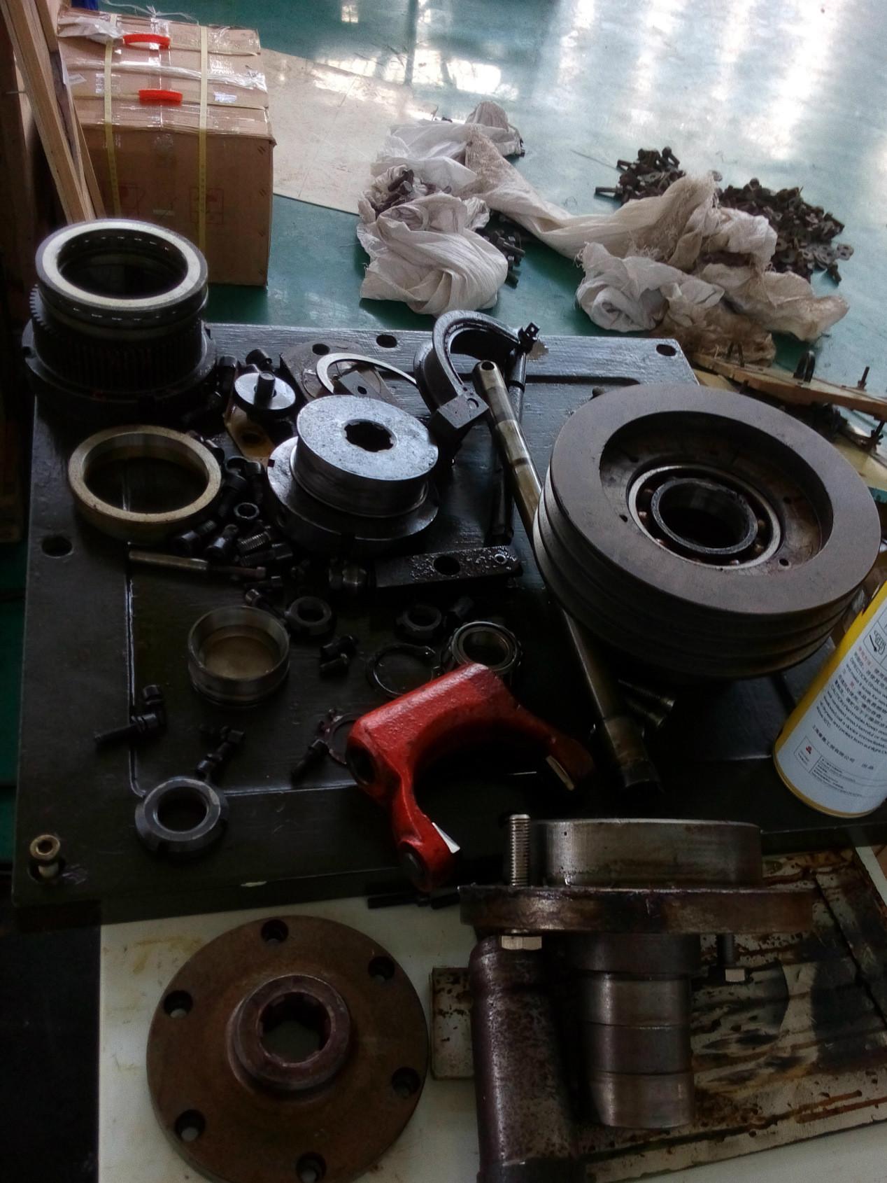 特种机械设备维修
