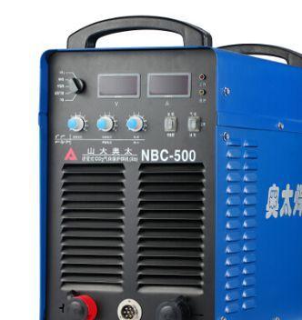奥太逆变式CO2气体保护焊机NBC-500Xb 气保焊机500 厂家供应