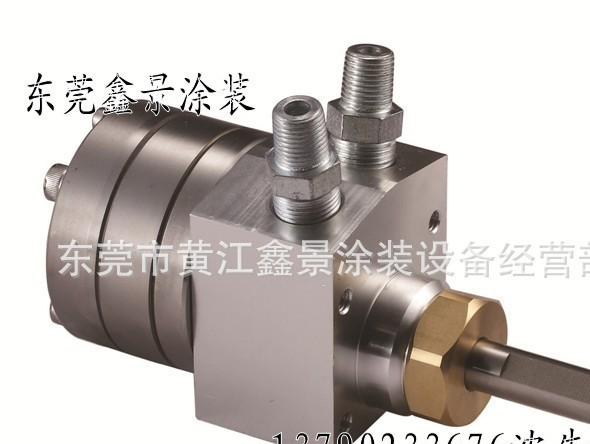DISK静电涂装机专用涂料定量泵浦/台湾元麒齿轮泵浦