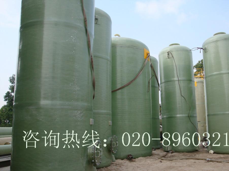 佛山玻璃钢罐厂家 采用意大利整体缠绕 质量上乘