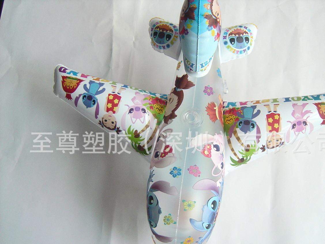 PVC充气灯笼 飞机造型灯笼 深圳工厂定做手提灯笼