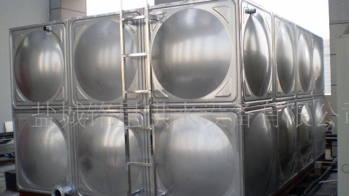 经销批发 无负压给水设备 方形保温水箱 碳化分体水箱之家