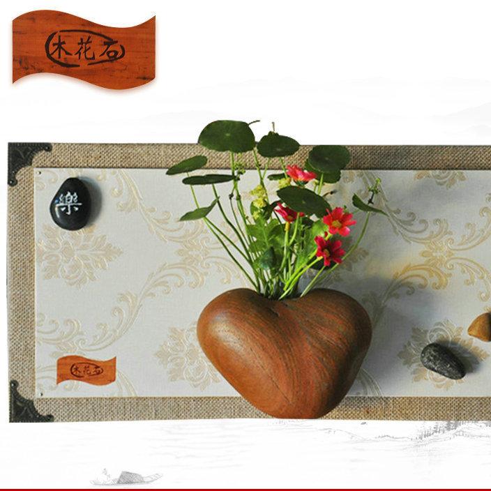 客厅书房家居装饰墙壁背景壁画 墙上空气净化器挂画 植物墙上挂饰
