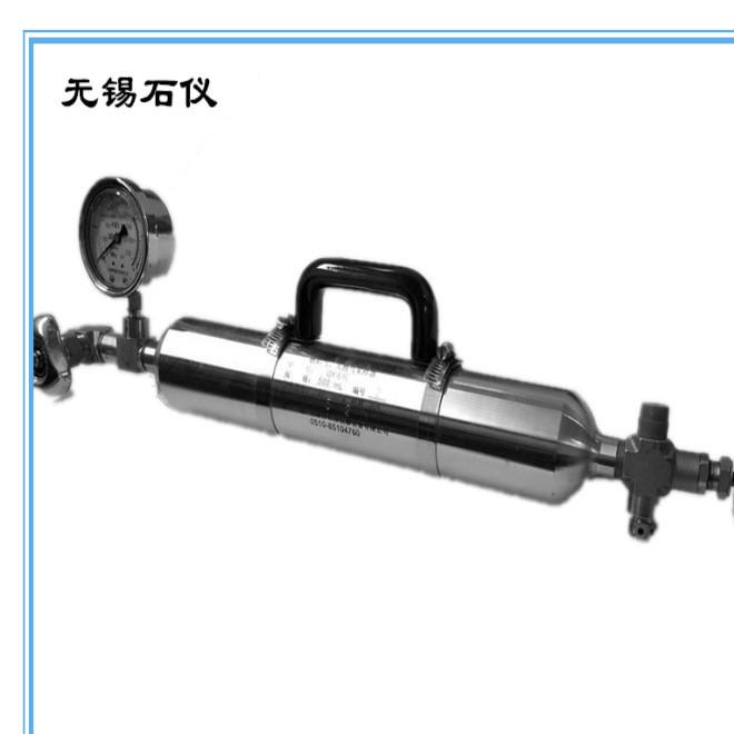 厂价直销GY 高压 燃料气、天然气采样器采样钢瓶取样器取样钢瓶