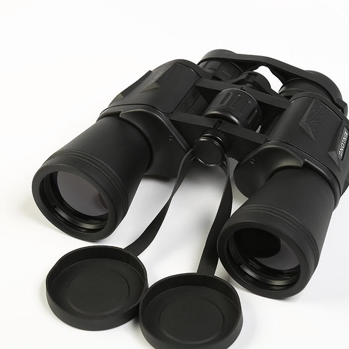 20X50大目镜刀锋皮望远镜 户外双筒高清高倍望远镜 厂家批发