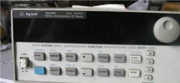 回收安捷伦电源 66309D