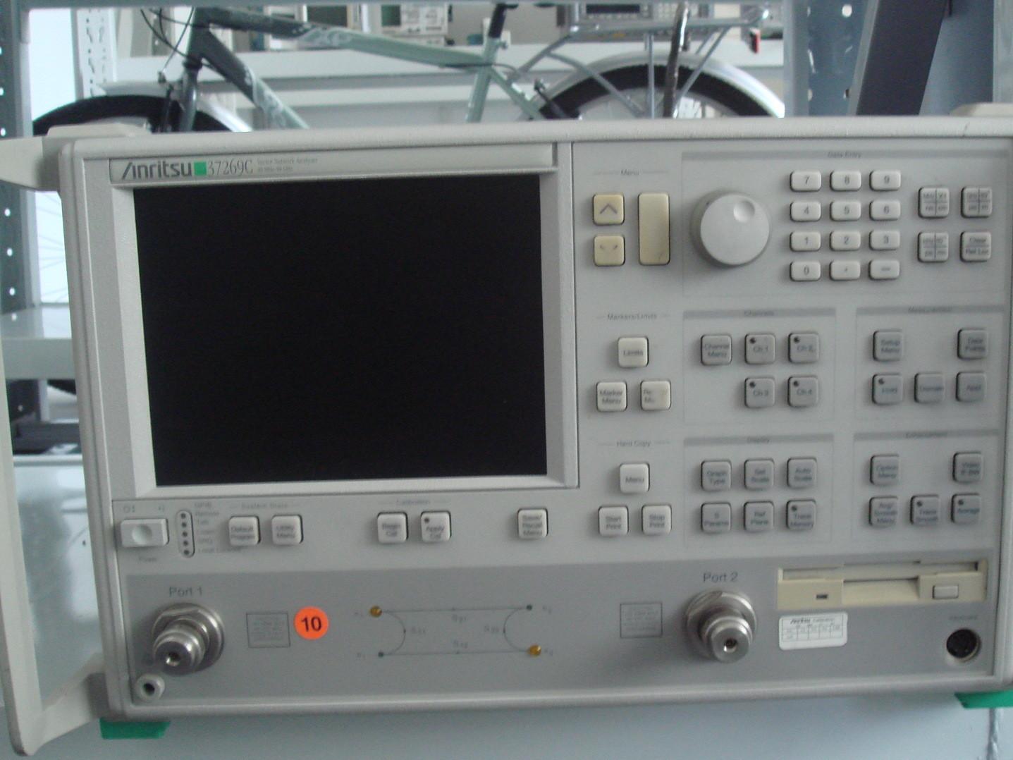 Anritsu 37369C矢量网络分析仪40G网络分析仪37269C/37369C
