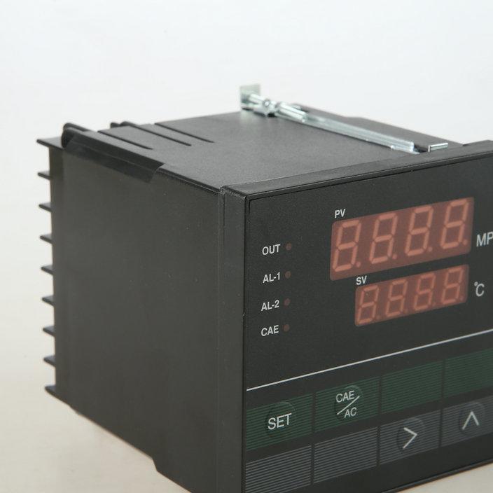双测PY602型智能数显温度压力仪表控制器 双功能数显温度压力仪表
