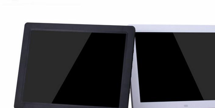 12寸高清安卓网络版数码相框 3G无线上网广告机电子相册