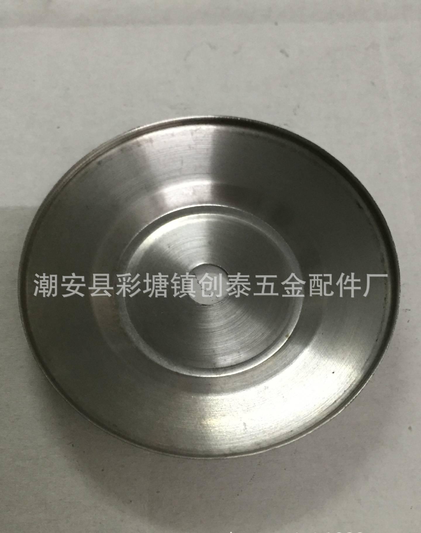 厂家直销批发不锈钢无磁抛光顶珠 盖珠 盖提 玲珑珠