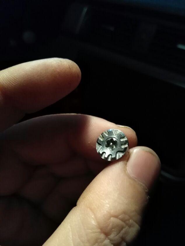 304不锈钢配重螺丝2.5克高尔夫球杆配螺丝