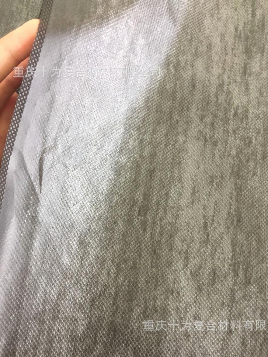 PE淋膜无纺布 复合无纺布 防水 可定制 无纺布水刺无纺布淋膜