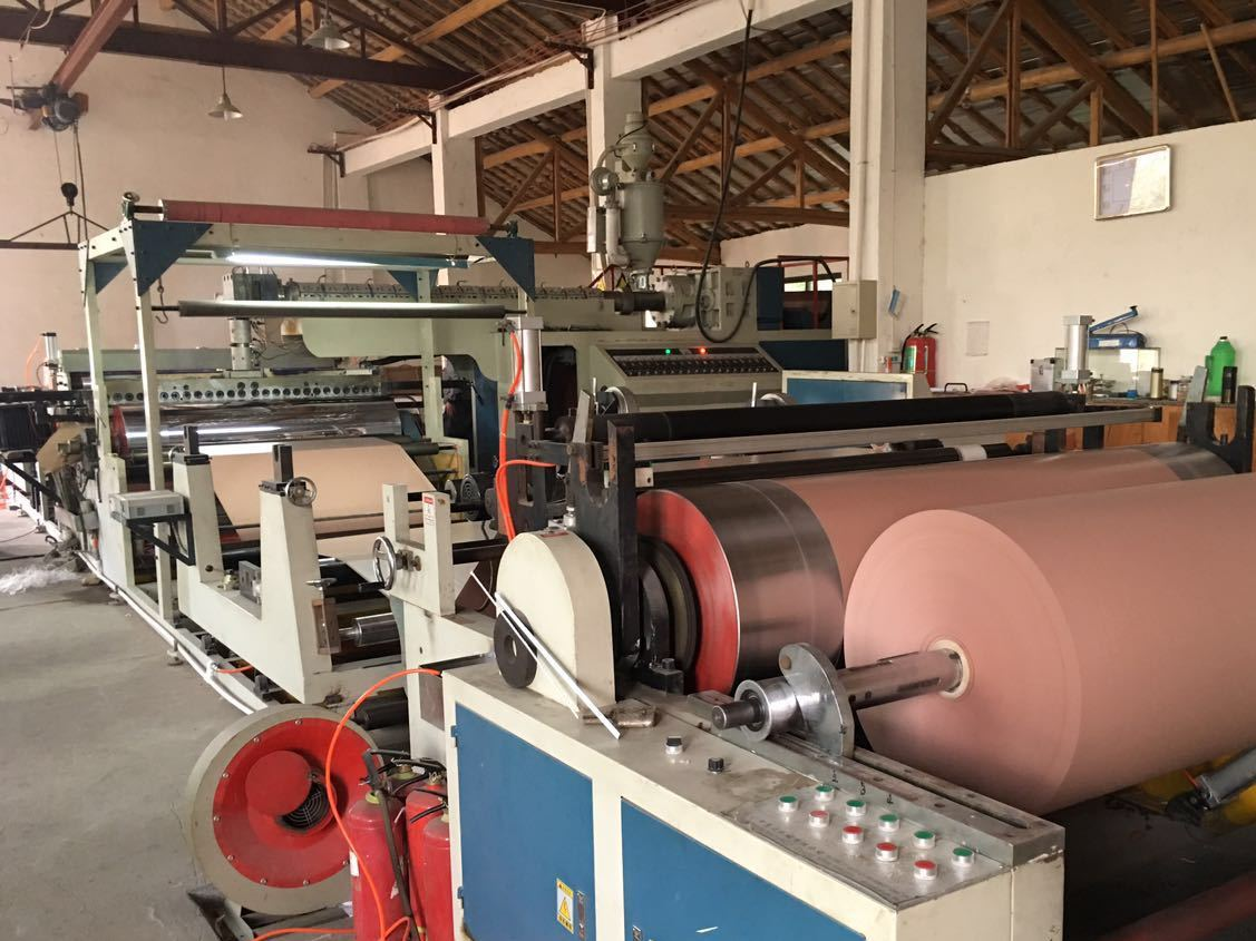 生产加工;85克淋膜牛皮纸 食品包装淋膜纸 防潮防水包装牛皮纸