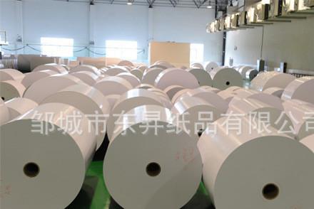 供应太阳纸业华夏太阳300g卷筒双胶胶版纸