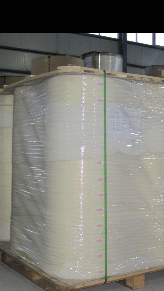 处理230克 烟包配出白卡纸纸 食品白卡纸 淋膜原纸 铜板卡纸