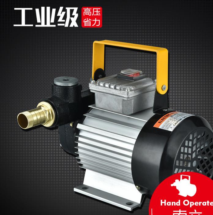 厂家批发柴油油泵电动12v 高压自吸泵 电动 便携式抽油泵 抽油器