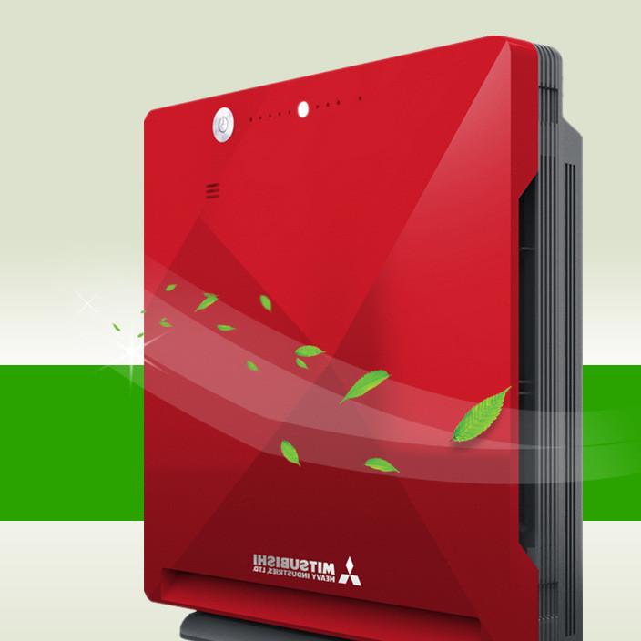 三菱空气净化器Smart mini智享迷你系列 除甲醛净化器批发