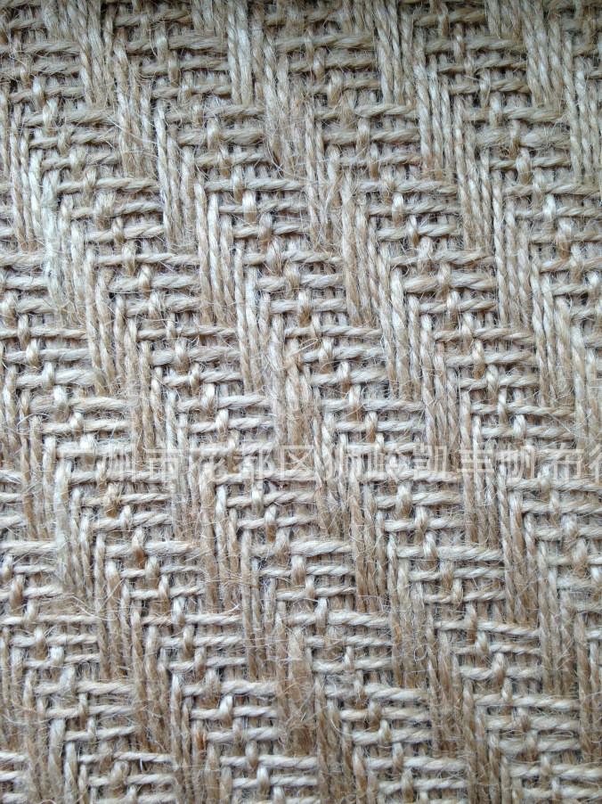 供应提花麻布 交织混纺麻布 金线多彩麻布 环保丝光染色麻布