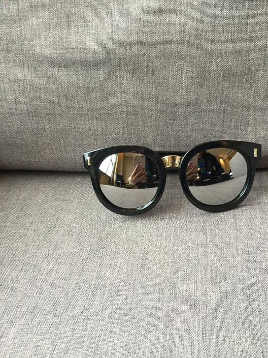 亲子新款太阳镜批发韩国儿童墨镜防紫外线宝宝眼镜蛤蟆镜一件代发