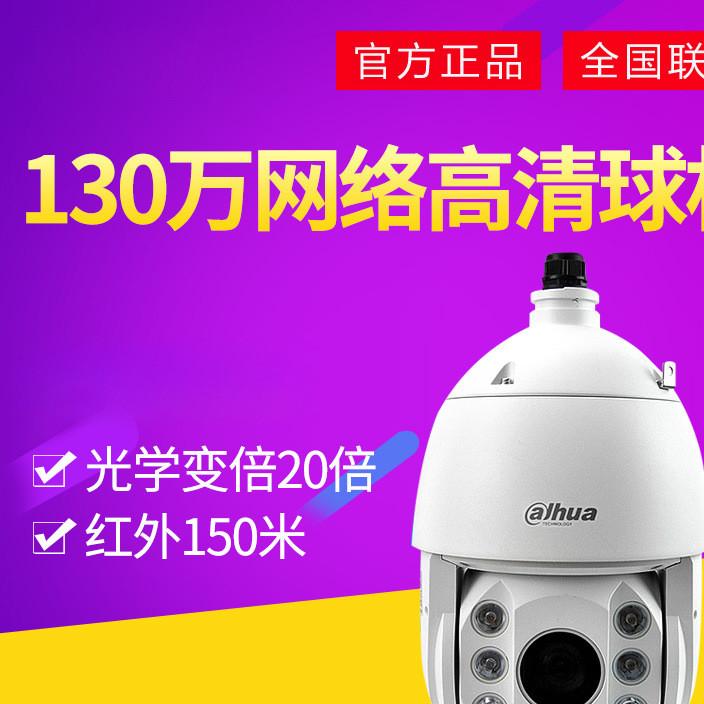 大华130万DH-SD6C80E-GN球机